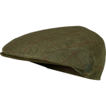 Harkila Stornoway Flat Cap (Willow Green), www.clunycountrystore.co.uk,