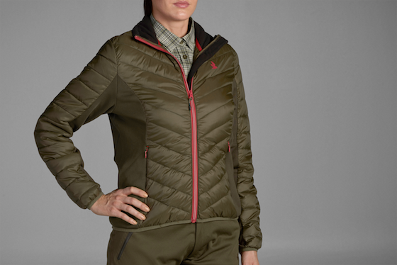 Seeland Hawker Hybrid Ladies Jacket, www.clunycountrystore.co.uk,
