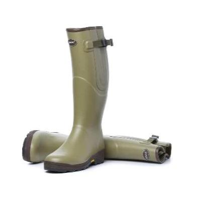 Gumleaf Royal Zip Welly Boots