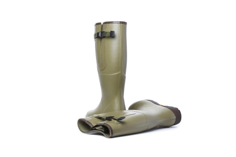 Gumleaf Invicta Side-Vent Welly Boots, www.clunycountrystore.co.uk,