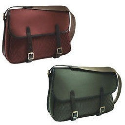 Croots Rosedale Canvas Game Bag (CGB1), www.clunycountrystore.co.uk,