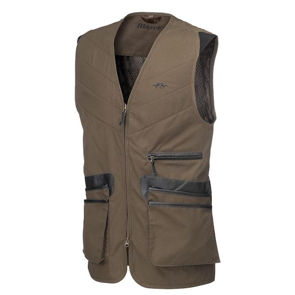 Blaser Shooting Vest Light (Mesh), www.clunycountrystore.co.uk,