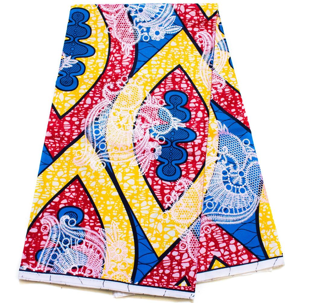Party fabric/ African fabric 6 yards/ wholesale/ Ankara fabric for sewing/ Ankara clothing/ African fabric WP1213