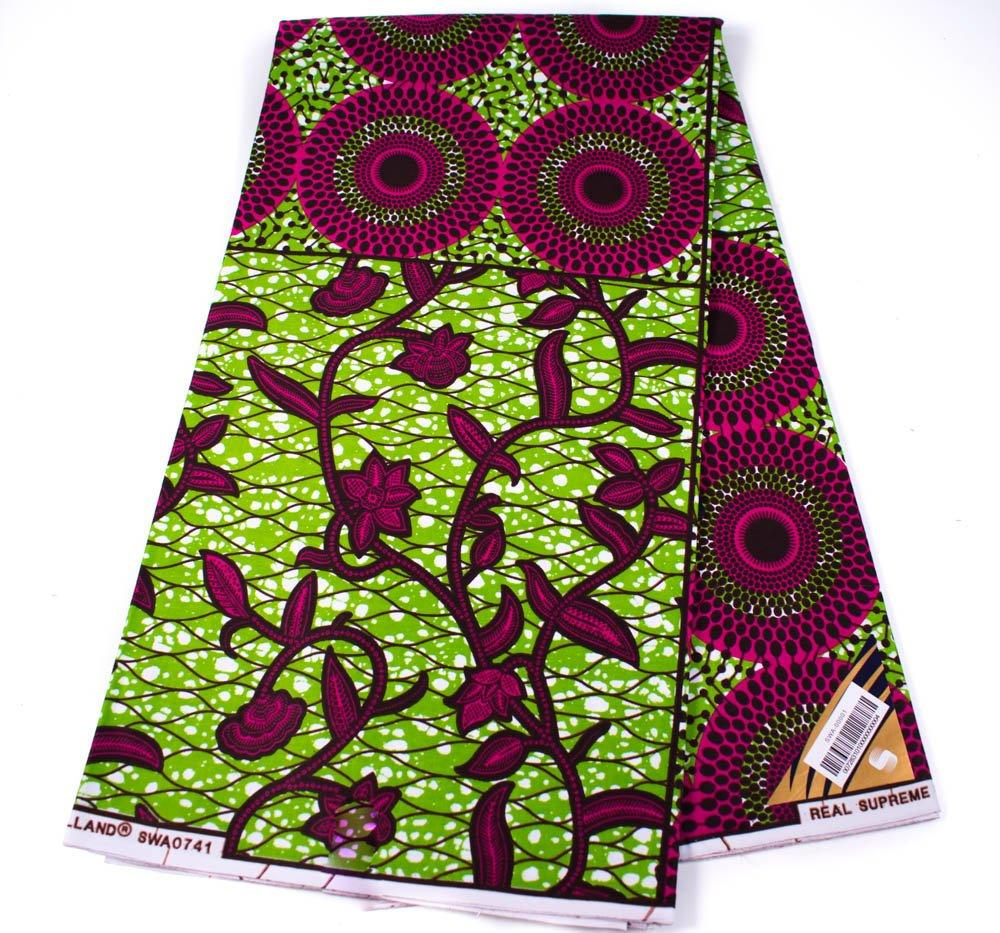 Wholesale Ankara fabric/ African fabric/ 6 yards/ Ankara wax print Fabric/ WP1237