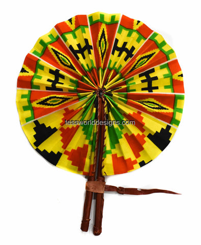 Ankara Fabric fan, ami AC05