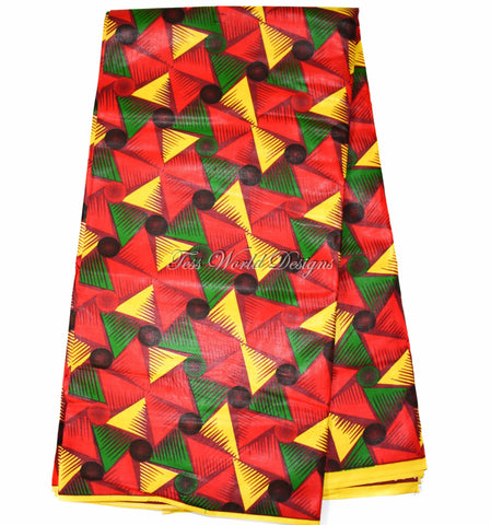 Ankara made in Africa, 6 yards WP1143
