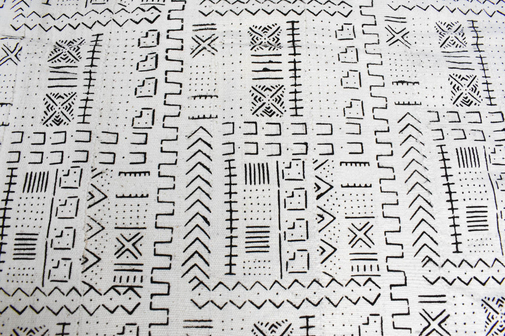 Authentic Hand crafted/ African mud cloth/ Mud cloth fabric/ made in Mali/ Bogolanfini mudcloth/ African cloth, MC217 - Tess World Designs, LLC