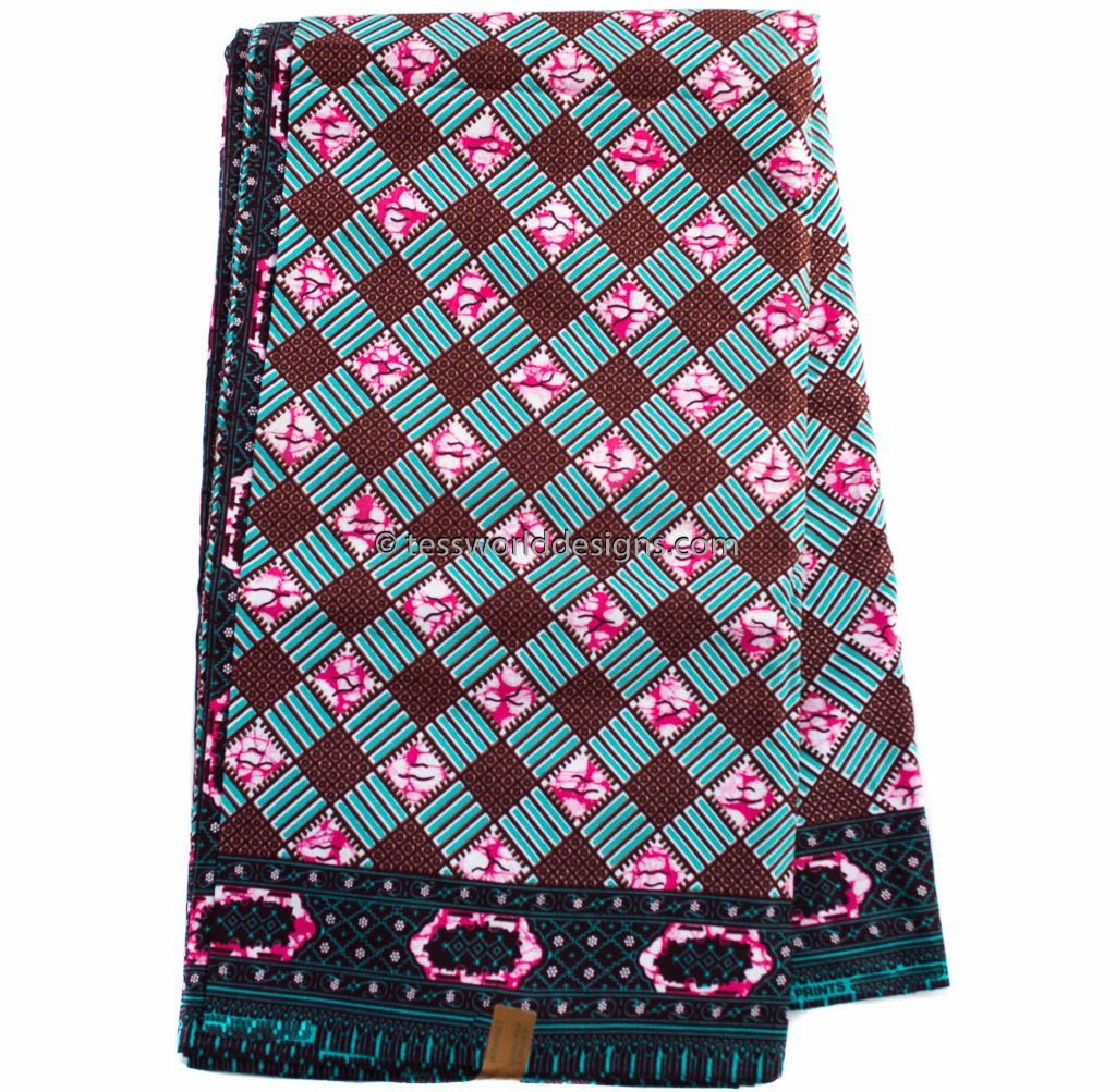 WP440 - Hitarget from Ghana, 6 yards - Tess World Designs
