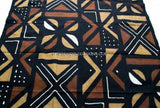 MC40 - Authentic Hand woven Mudcloth Fabric - Tess World Designs