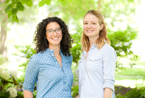Munch Better founders - Erin Letson and Amanda Facciolo