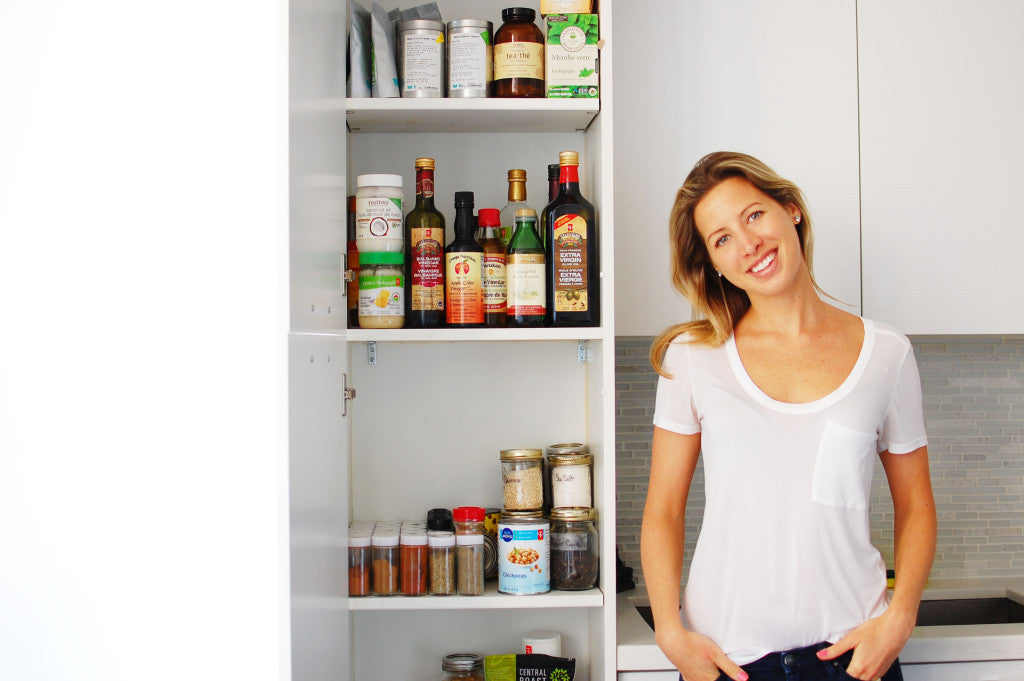 Abigail Keeso pantry