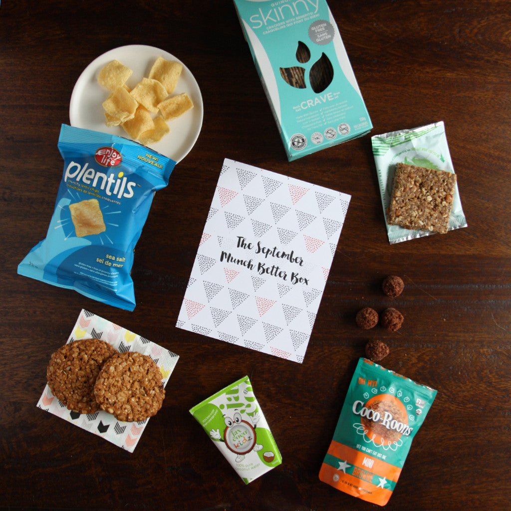 September snack box