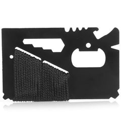 Credit Card Sized Multi Tool - Outdoor Activities Gadgets - Get That Gadget
