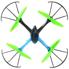 H9 Quadcopter Drone with 0.3 megapixel camera drone - Get That Gadget