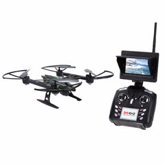 Drone/Quadcopter - Predator First Person Viewer With Built In LCD Screen On Controller