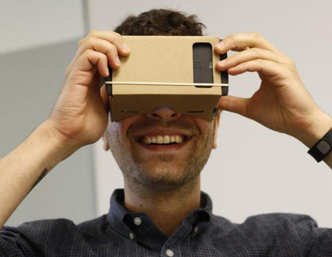 Google Cardboard DIY VR Kit - Get That Gadget