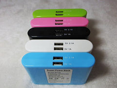 Phone and Tablet battery boosters - Powerbank 12000mAh - Get That Gadget