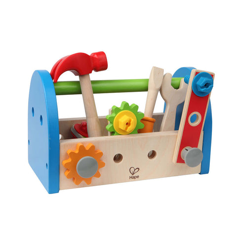 Tool Box for Toddlers Garage Sensory Toy Teething Toolbox