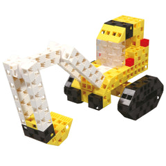 Click-A-Brick Mighty Machines loader