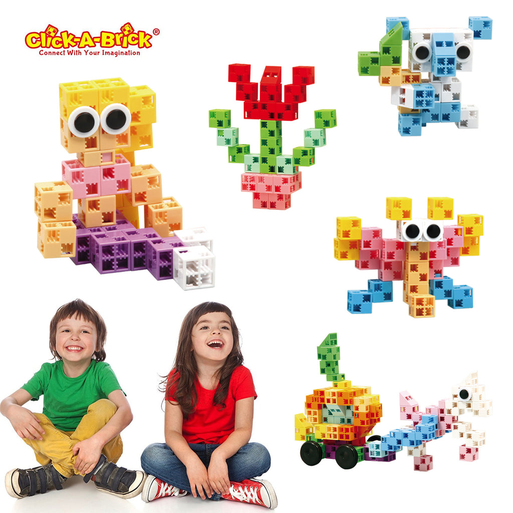09 - Rainbowland - 112 piece set