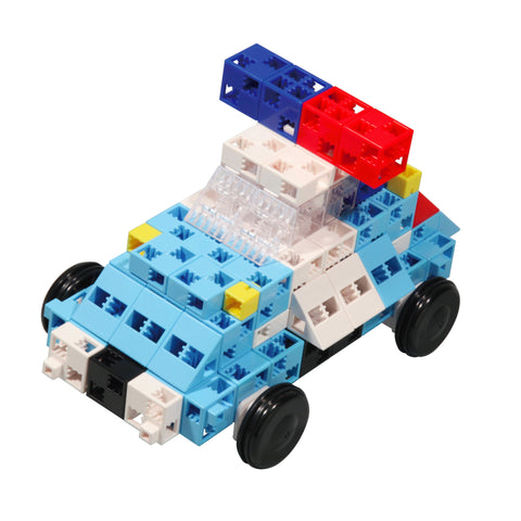 Click-A-Brick STEAM toy for boys and girls