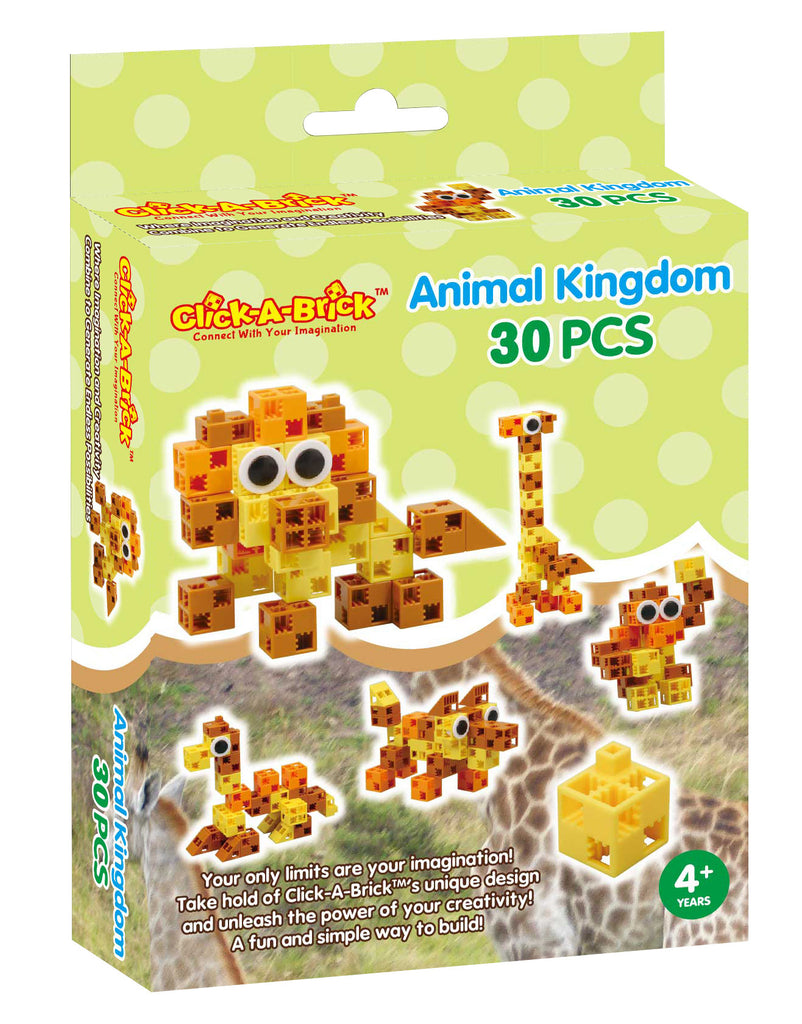 Toys - Animal Kingdom - 5 In 1 Set