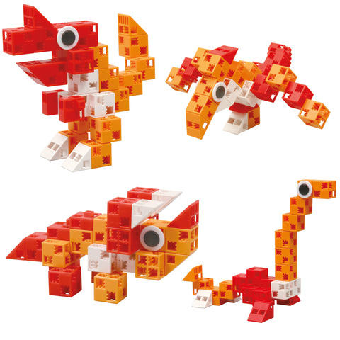 Toys - Dino Pals - 4 In 1 Set
