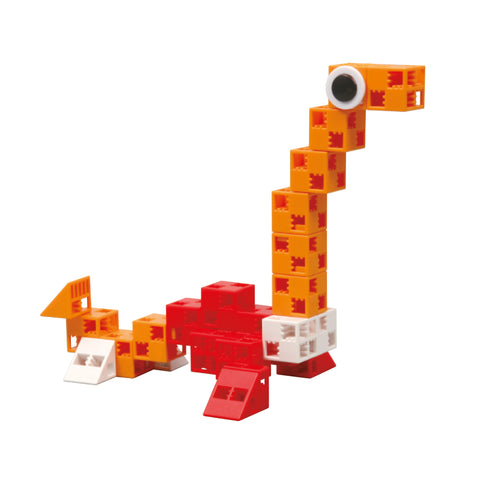Click-A-Brick building block toy for boys and girls