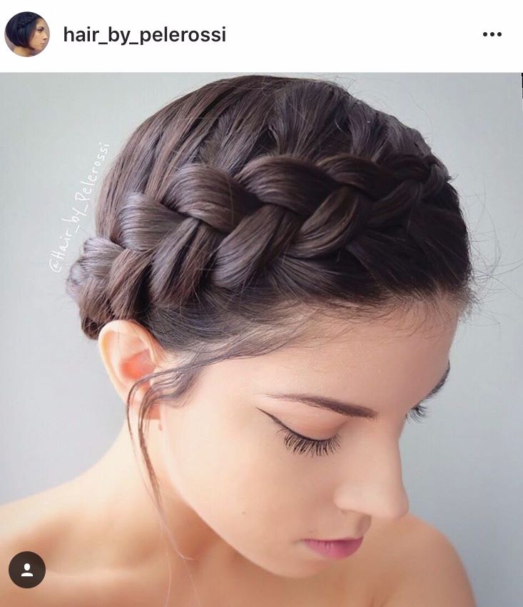 braided glamour