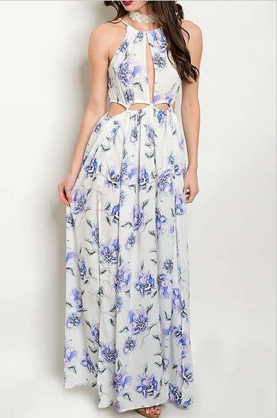 flowing maxy dress for summer festivals