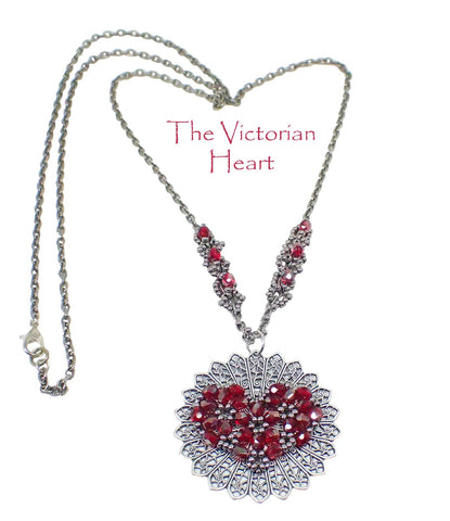 The Victorian Heart Necklace