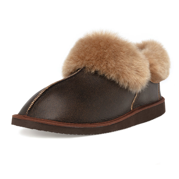 Men's Sheepskin Slippers/Footwear