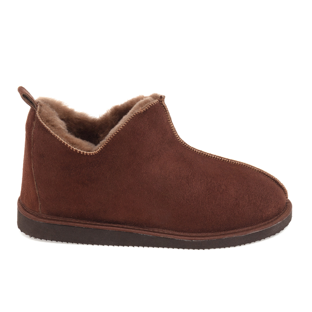 Alpin Sheepskin Slippers - Espresso