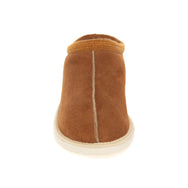 Mhor Sheepskin Slippers - Chestnut