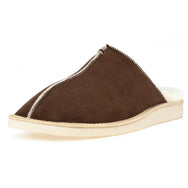 Machar Sheepskin Slippers - Cappuccino