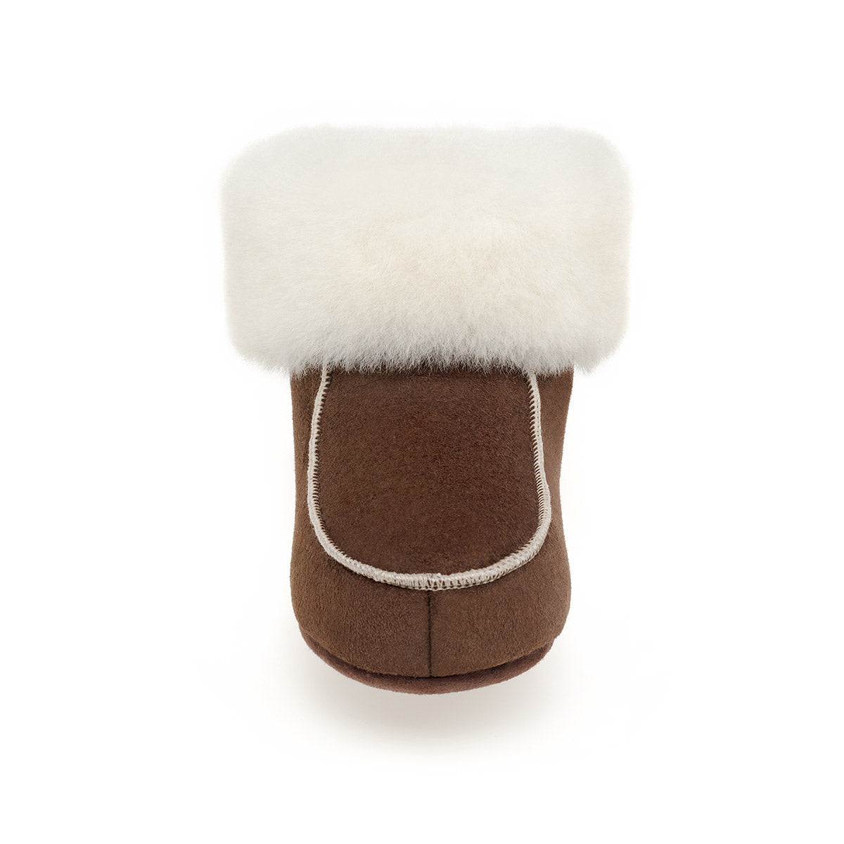 NEW Aster Sheepskin Slippers - Cappuccino