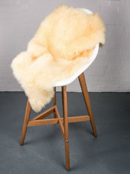 Hypoallergenic Medical-Grade Sheepskin - Long Fleece