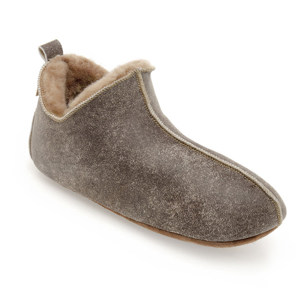 Berit Soft-Soled Sheepskin Slippers