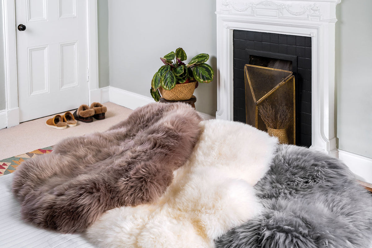 British Mink Single Sheepskin