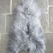 NEW Grey Icelandic Sheepskin