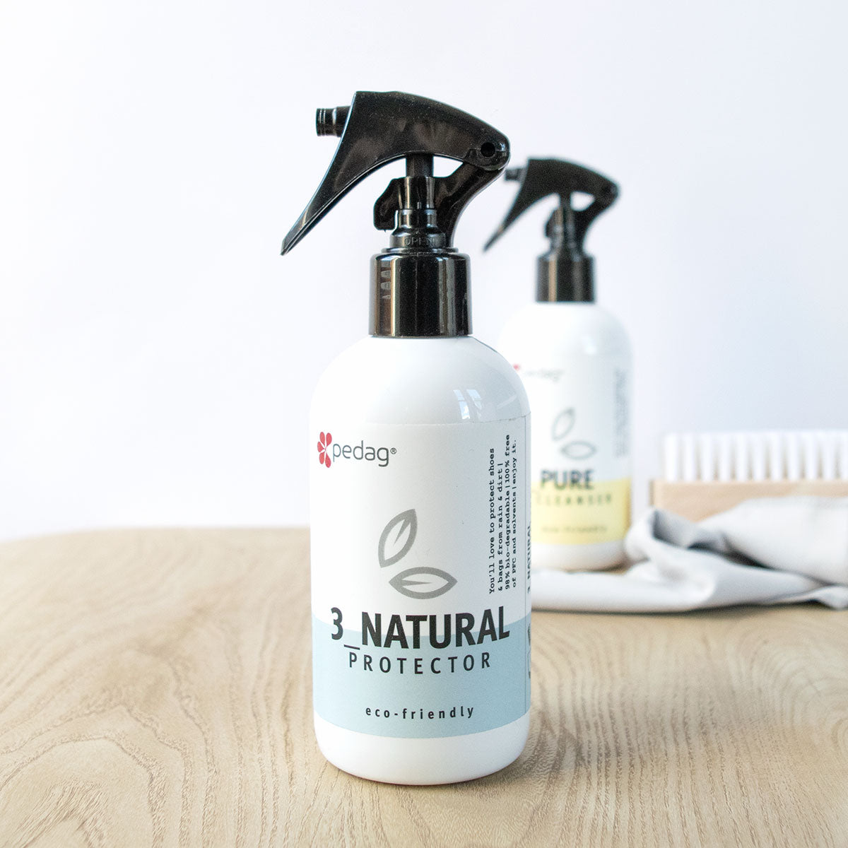Pedag ECO-Line No.3 Natural Protector/Waterproofer