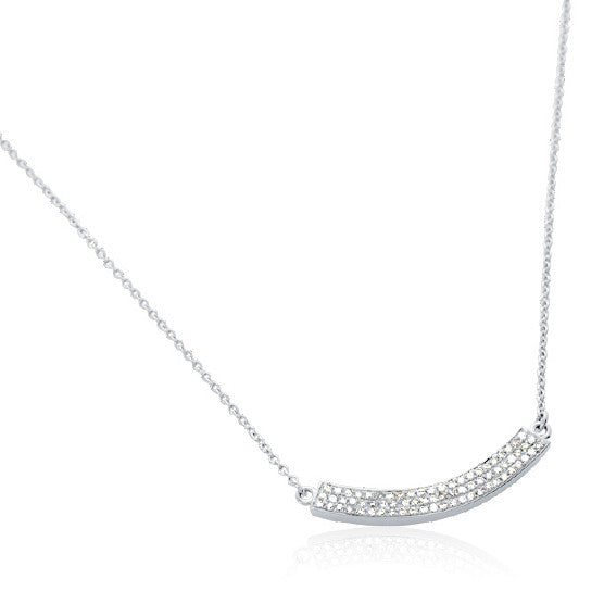 Collier dts 0.22ct
