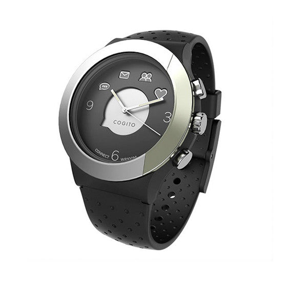 COGITO FIT, BLACK SILVER