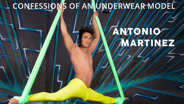 Confessions Of An Underwear Model: Antonio Martinez