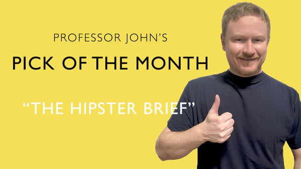 PROF JOHN'S PICK OF THE MONTH