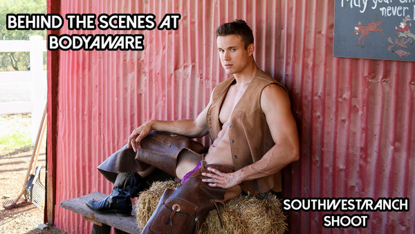 Behind BodyAware: The Ranch Shoot