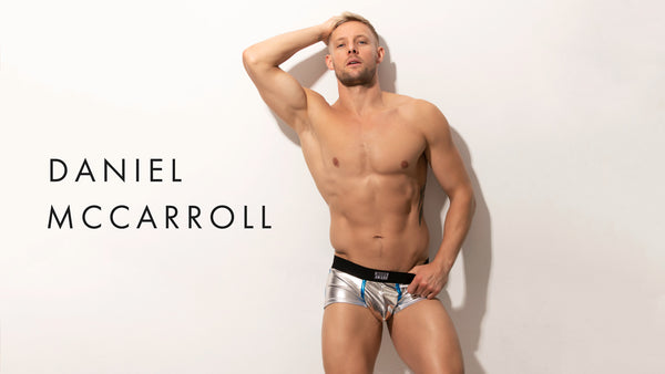 Model Interview: Daniel Mccarroll