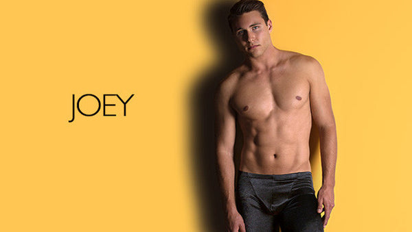 Confessions of a Male Underwear Model: Joey