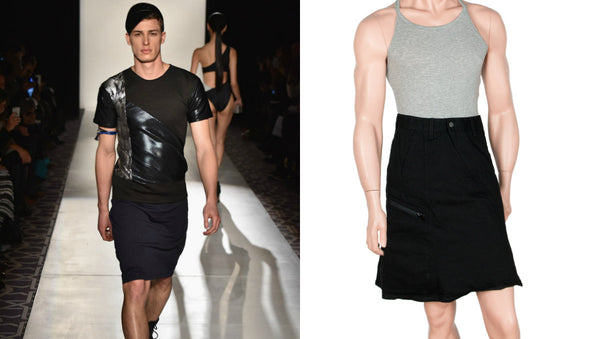 Skirts for Men!