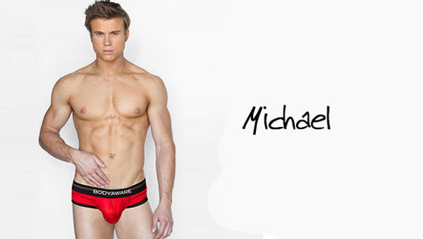 Confessions of a Male Underwear Model: Michael